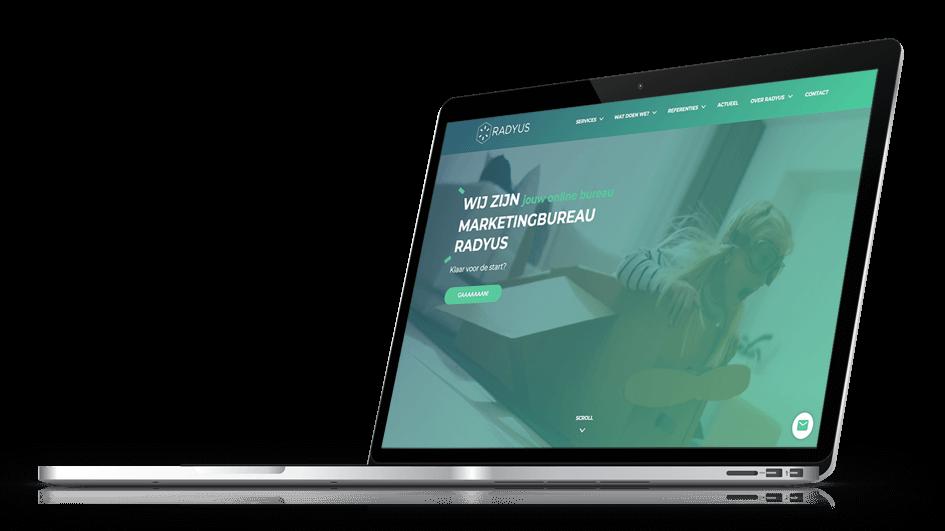 De vernieuwde website staat online!